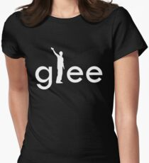 Finn || Glee Women's Fitted T-Shirt