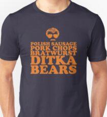 Sausage. Ditka. Unisex T-Shirt