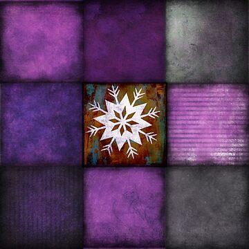Patchwork Winter by minkas
