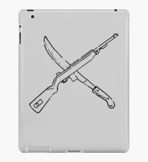 Zombie Supplies iPad Case/Skin