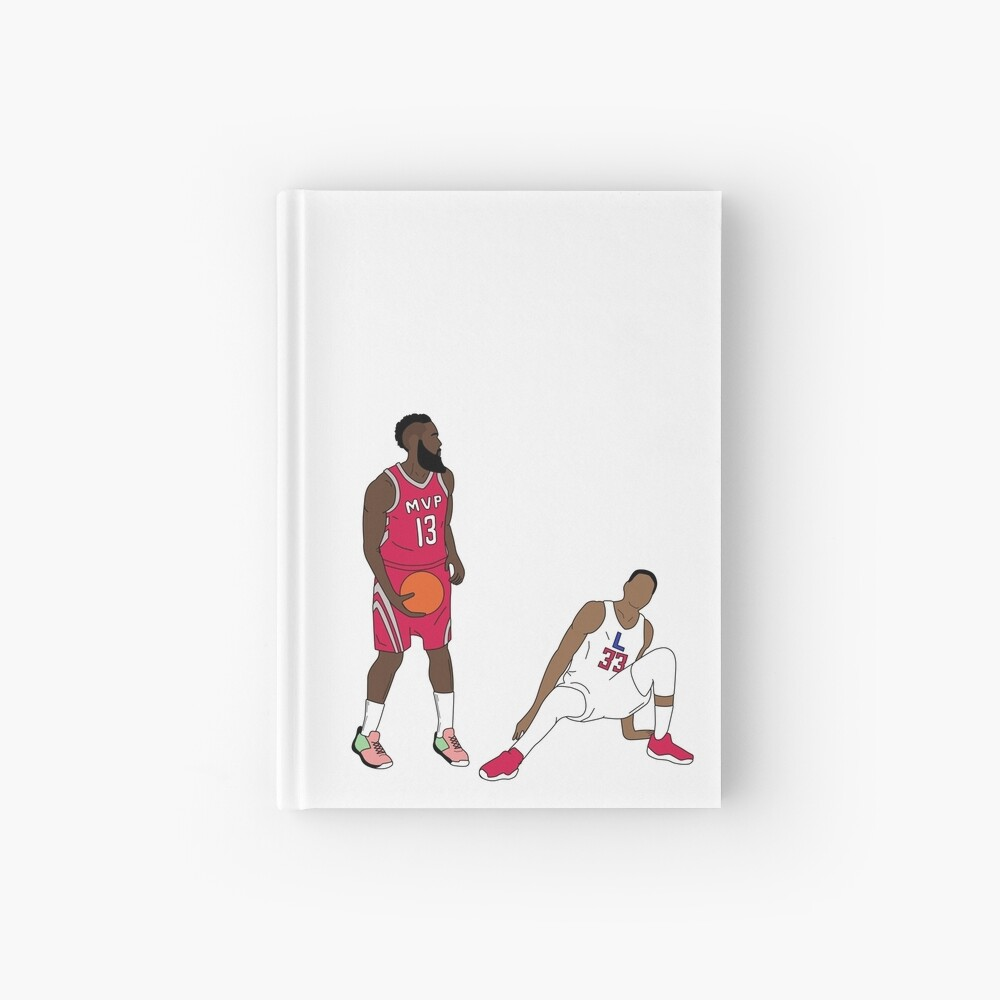 Ankle Breaker Staredown 1 Hardcover Journal