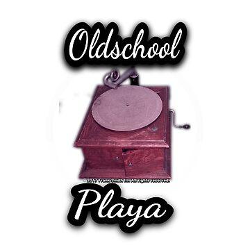 Oldschool Playa by FrankSmithIII
