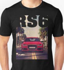 RS6 C7 Palm Beach & quot; Unisex T-Shirt