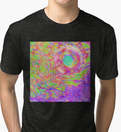 High in the air Tri-blend T-Shirt