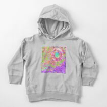 High in the air Toddler Pullover Hoodie
