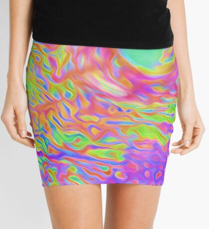 High in the air Mini Skirt