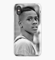Young Allen Iverson iPhone Case/Skin