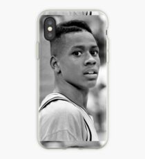 Young Allen Iverson iPhone Case