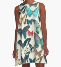 Wings A-Line Dress