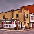 Red Rose Diner by BigD