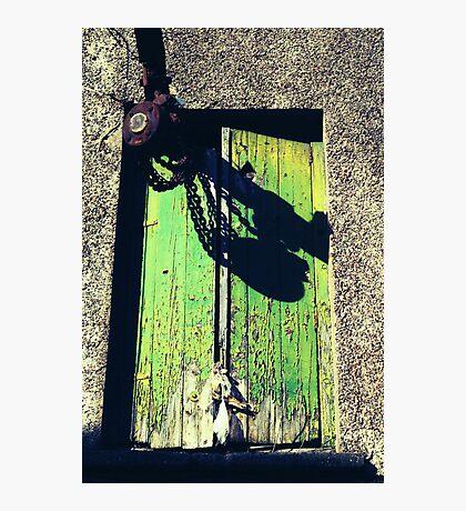 Shakin Stevens On Acid Photographic Print