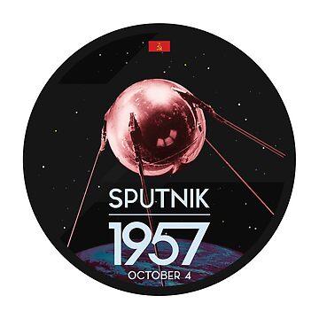 Sputnik  by WanderingFox