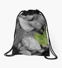 shingle Drawstring Bag