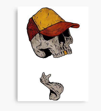 Truckin' Canvas Print