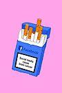 Social media cause brain cancer by Evgenia Chuvardina