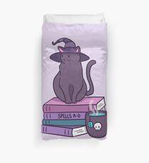 Feline Familiar Duvet Cover