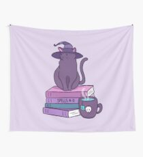 Feline Familiar Wall Tapestry