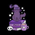 Feline Familiar 02 // Black by nikury