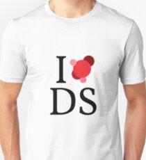 I love data science Unisex T-Shirt
