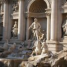 Fontana di Trevi (Trevi Fountain) by angelfruit