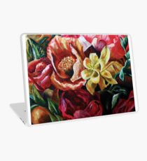 Floral Painting Laptop Skin