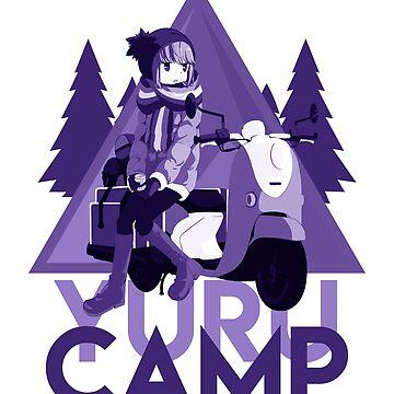 Yurucamp by datshirts