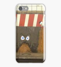 subway barf iPhone Case/Skin