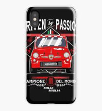ITALIA RACING CAR RETRO iPhone Case