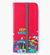 J-Hope Hope World Phone Case #HIXTAPE iPhone Wallet/Case/Skin