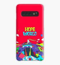 J-Hope Hoffnung Welt Telefon Fall #HIXTAPE Hülle & Klebefolie für Samsung Galaxy