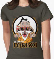The Original Fakboi Women's Fitted T-Shirt