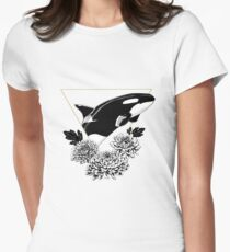 Orca of Wisdom Women's Fitted T-Shirt