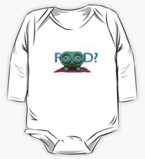 Food? One Piece - Long Sleeve