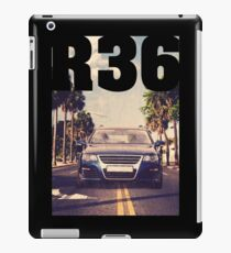 Passat B6 R36 Palm Beach & quot; iPad Case/Skin