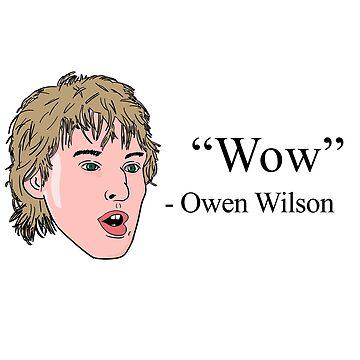 Wow Owen Wilson by Greenland12