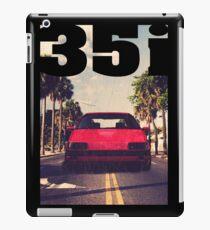 Passat B3 35i Palm Beach & quot; iPad Case/Skin