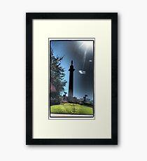 Lee Framed Print