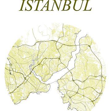 Istanbul by danielesaturn