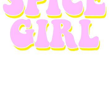 SPICE GIRL by vivalaplastic