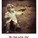The Baby and the Bird (version 2) by Hollie Cook