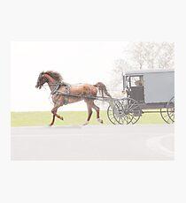 Sunday Ride Photographic Print