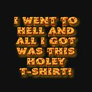 Holey T-Shirt by technoqueer