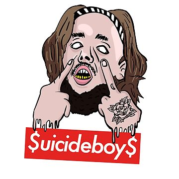 Suicideboys by Greenland12
