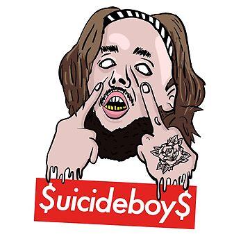 Suicideboys by Greenland12