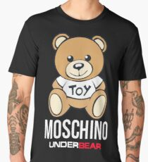 moschino art t shirt Men's Premium T-Shirt