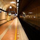 Flagstaff Station by HeidiD