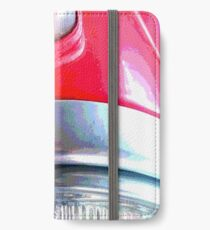 Fire Engine Red iPhone Wallet/Case/Skin