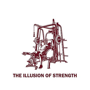 Smith Machin: The Illusion Of Strength by Fitanddutch