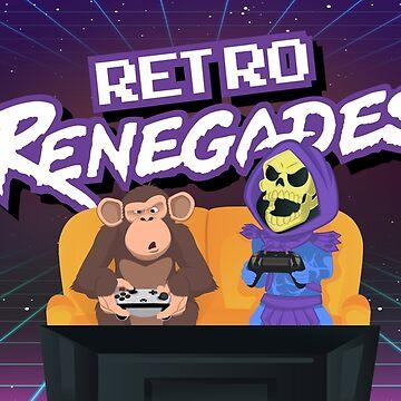 Retro Renegades by willijay