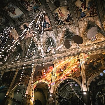 Church Reflections – Mallorca / Majorca by lesslinear